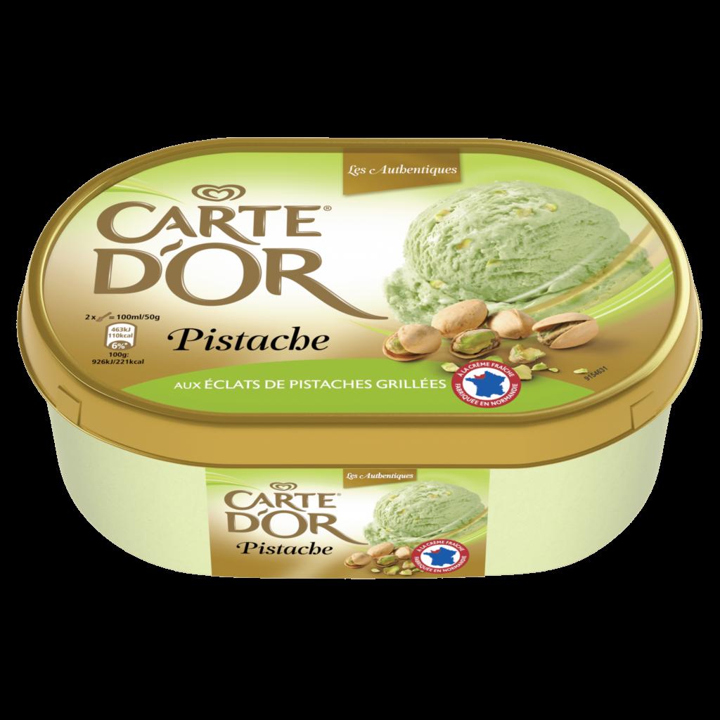 Carte d'Or Pistache