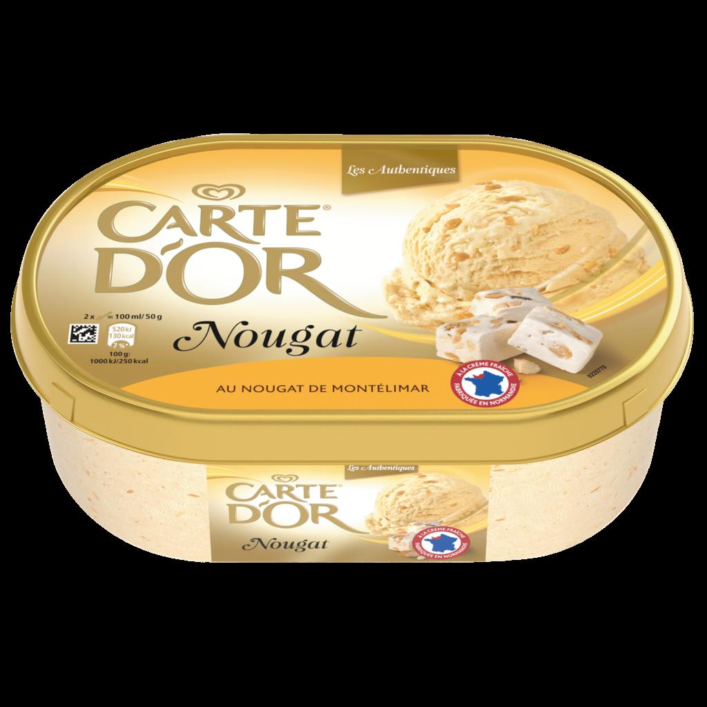 Carte d'Or Nougat