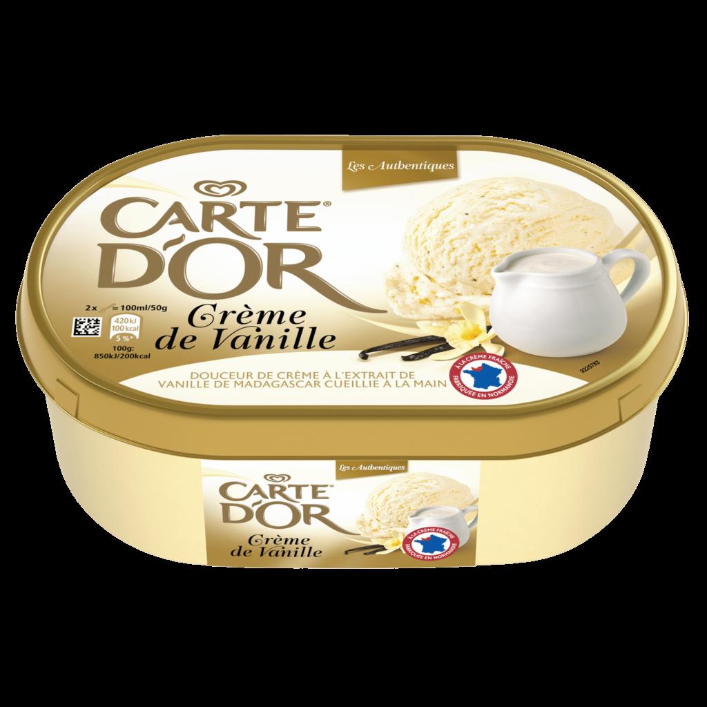Carte d'Or Crème de Vanille
